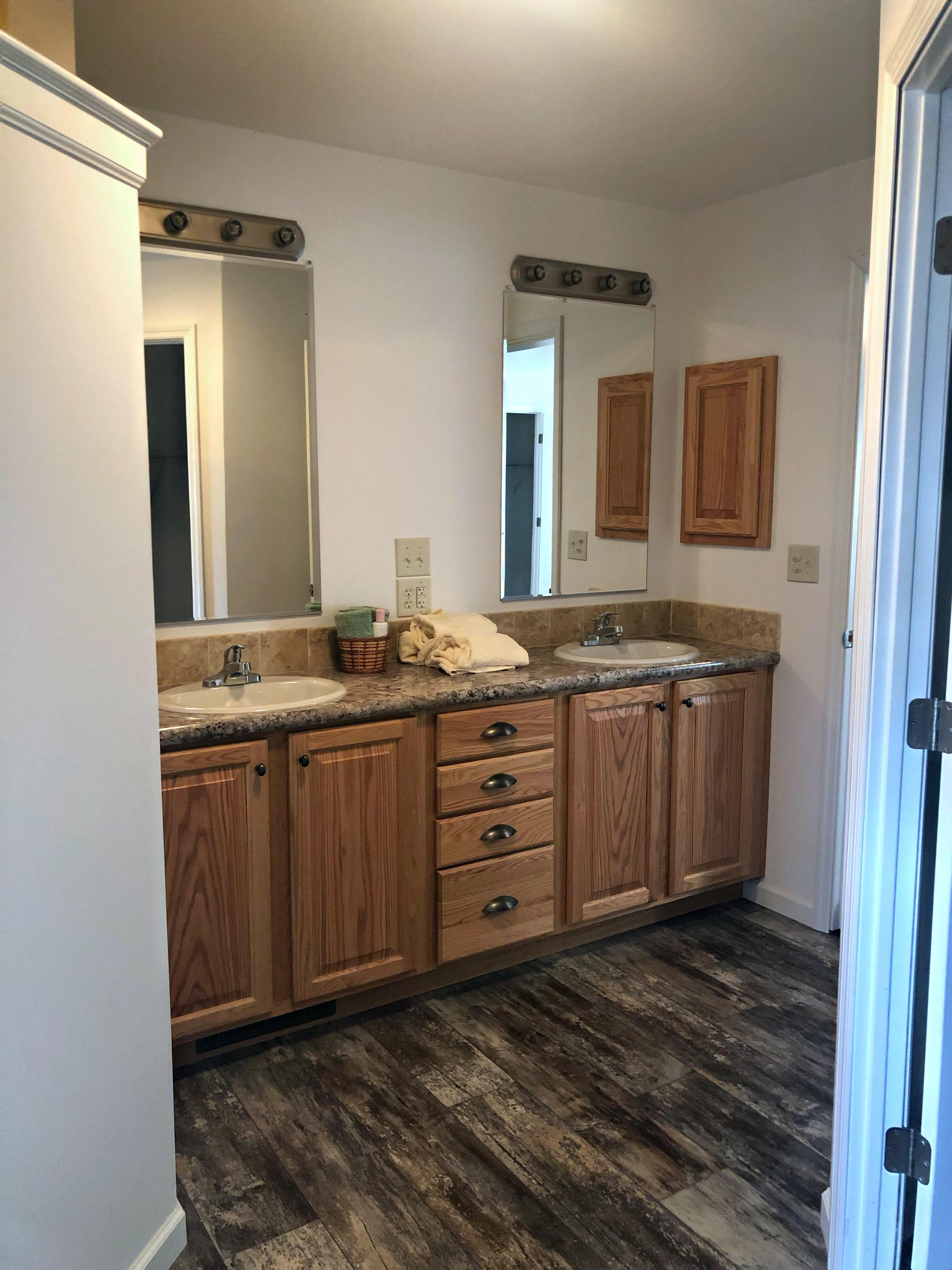 Pine Grove Master Bathroom