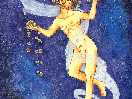 Venus As A Boy - New Piece Finished