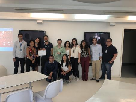 Graduação do programa de aceleração da FIEP