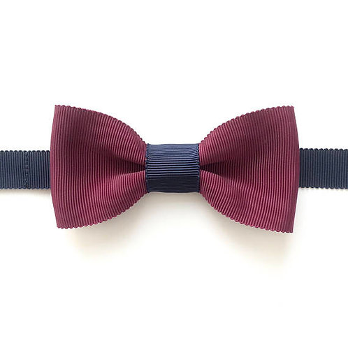 NOEUD PAPILLON BORDEAUX & MARINE