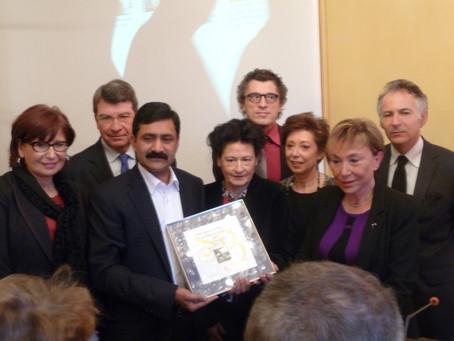 Malala : une belle leçon de courage pour nous tous