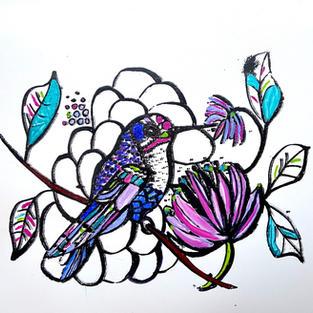 Nightingale while
