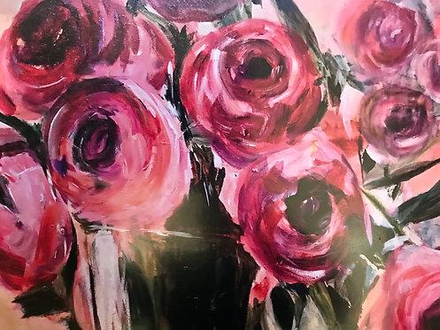 26 Roses by Doris Wilson