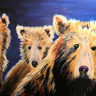 3 Bears  Doris Wilson