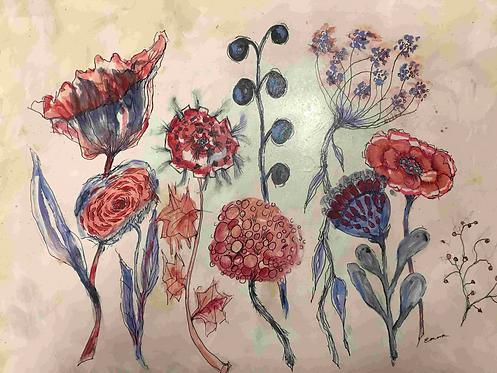 49 Dorothy Doodle by Dorothy Walker