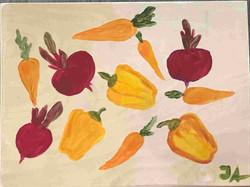 Vegetables - Jana Spikova