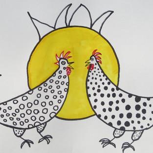 Chicken Sunrise