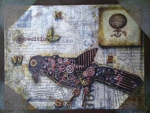 04 Mechanical Crow by Marlet Ashley