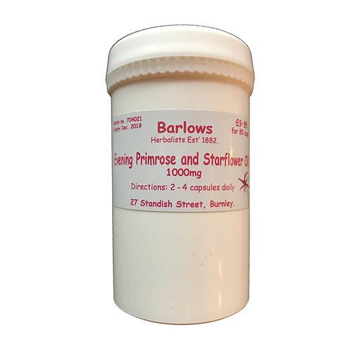 Evening Primrose & Starflower Oil