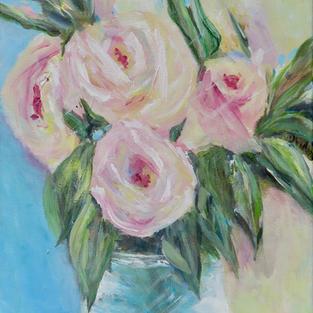 Vase Bouquet Doris Wilson