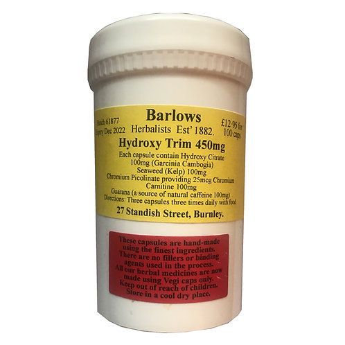 Hydroxy Trim (Slimming Aid)