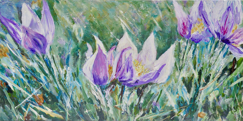 Colours of Vancouver Island - Spring Art Show (1)