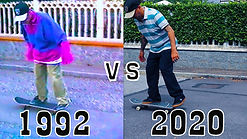 1992 vs 2020