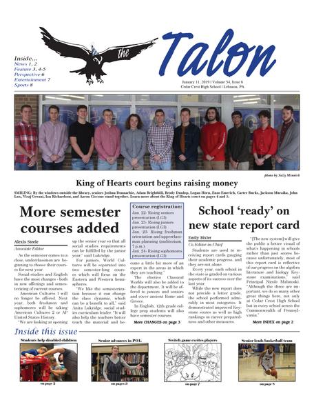 Talon Issue #6 [2019]