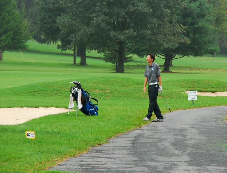 Golfer reaches regionals