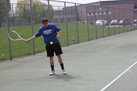Tennis wins section champs, league champs