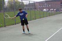 Tennis wins section champs, league champs