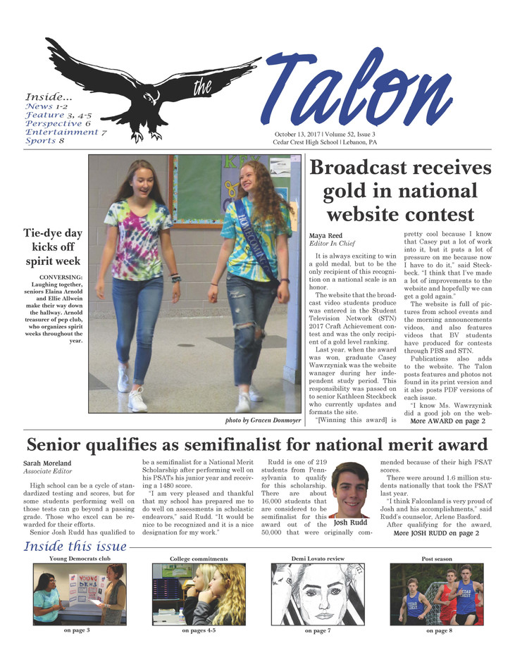 Talon Issue #3 [2017]