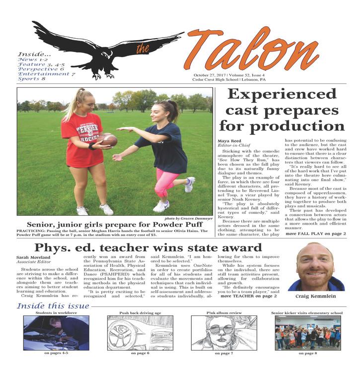 Talon Issue #4 [2017]