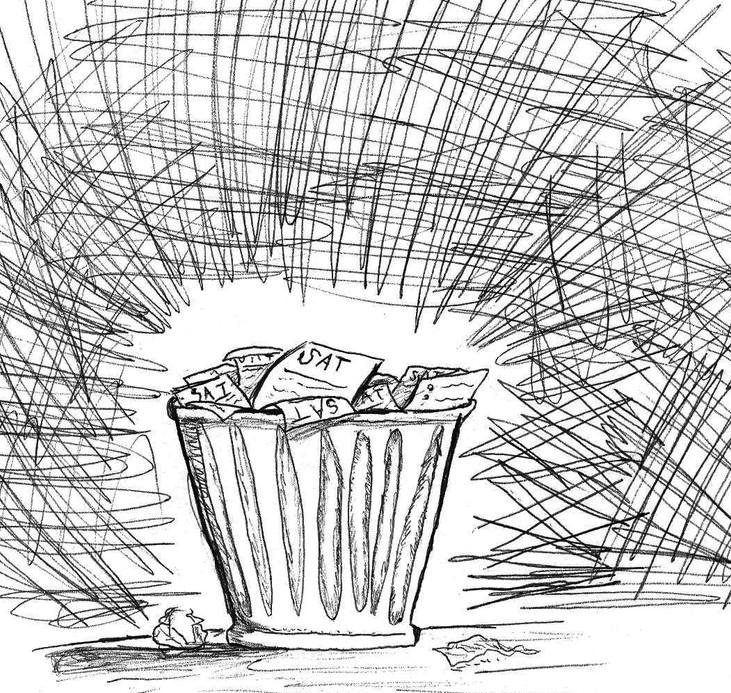 Trash SATs graphic