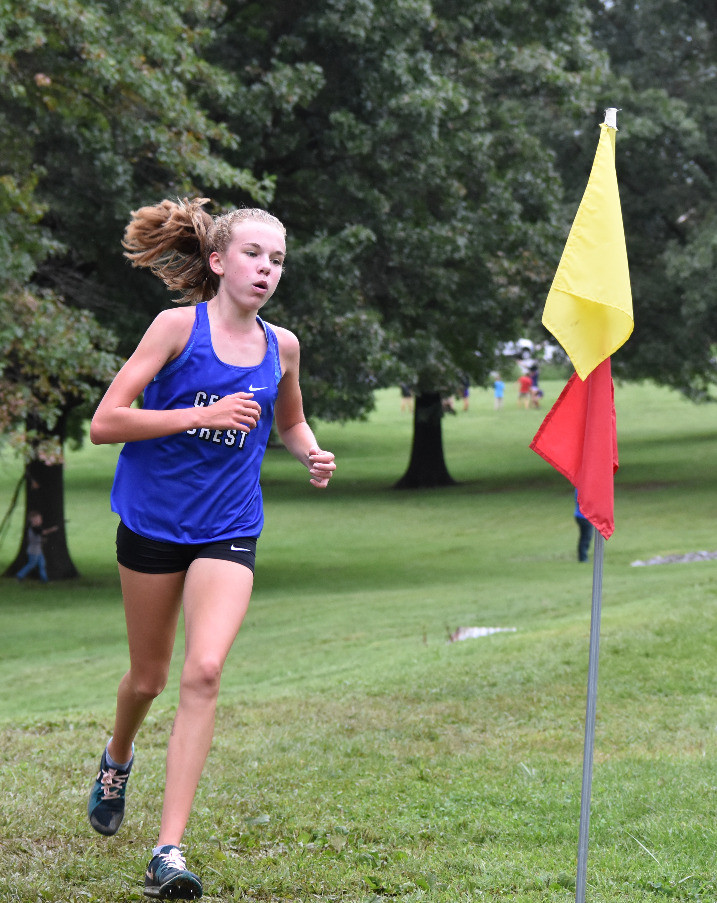 'Young' runner places sixth at states