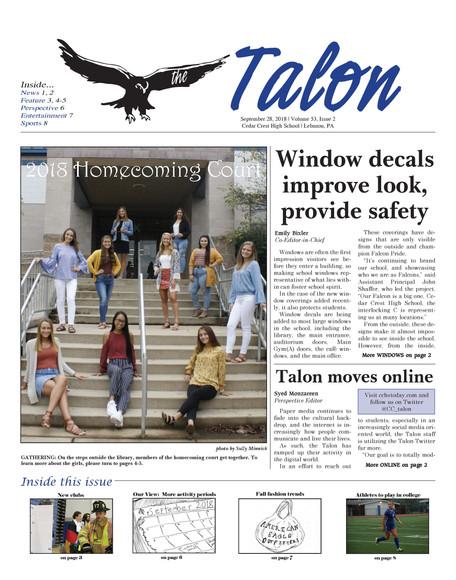 Talon Issue #2 [2018]