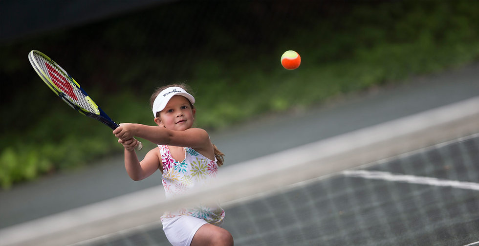 tennis coaching barnes parsons green