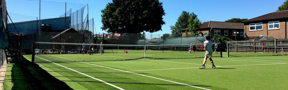 barnes tennis club