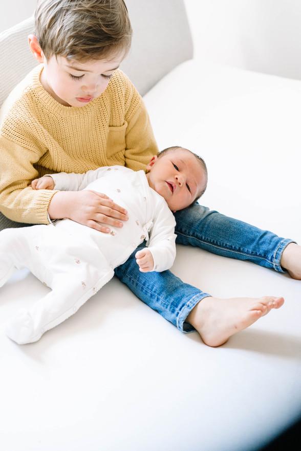 Felix en Baby Lily