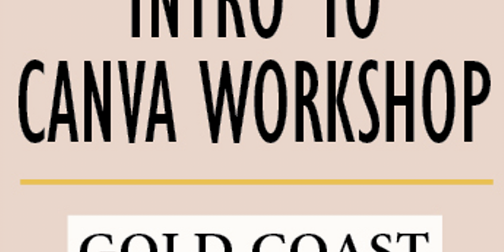 Intro to Canva Workshop