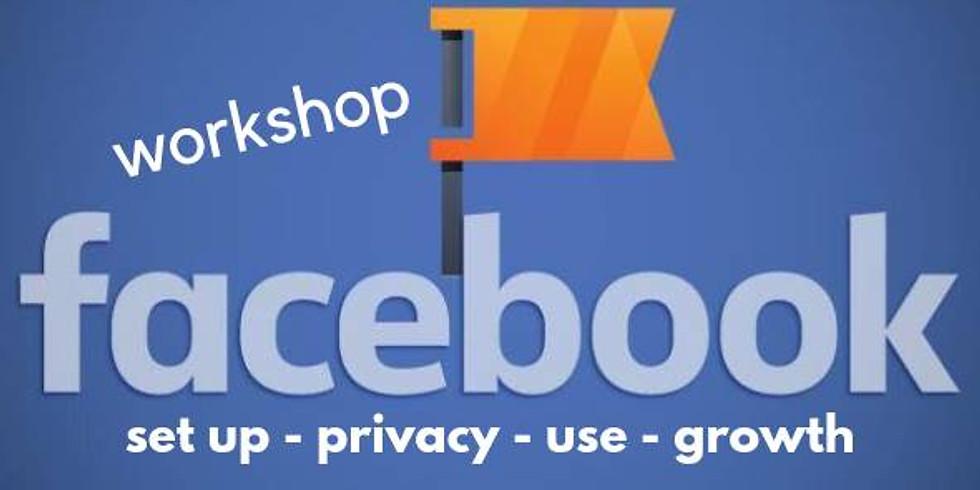 Facebook 102 Marketing Workshop- Hosted by Chantal Gerardy