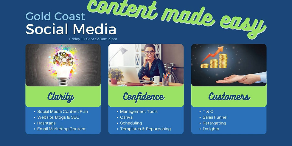 GC Social Media Content Made Easy