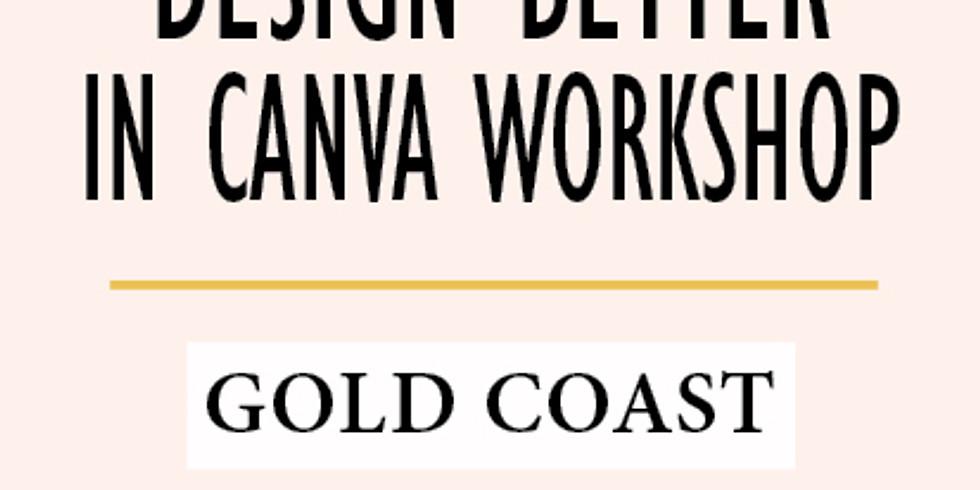 Design Better in Canva Workshop