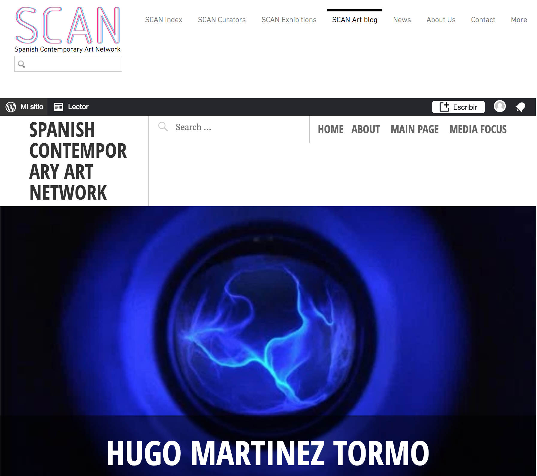 SCAN ARTE | noticia