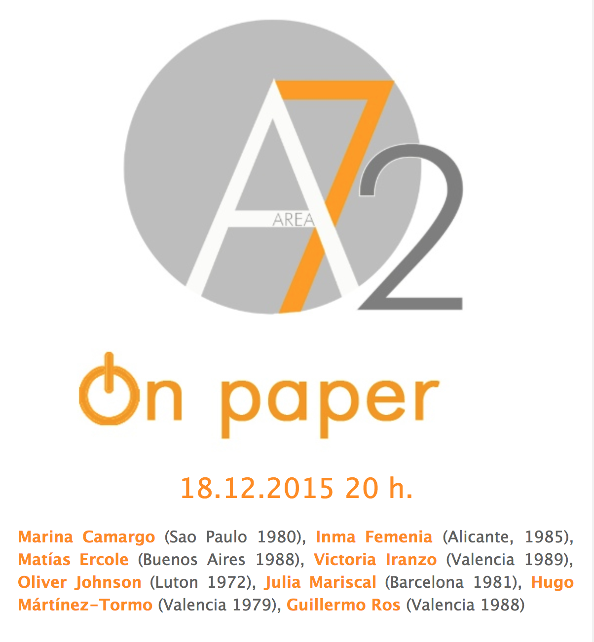 ON PAPER | exhibition