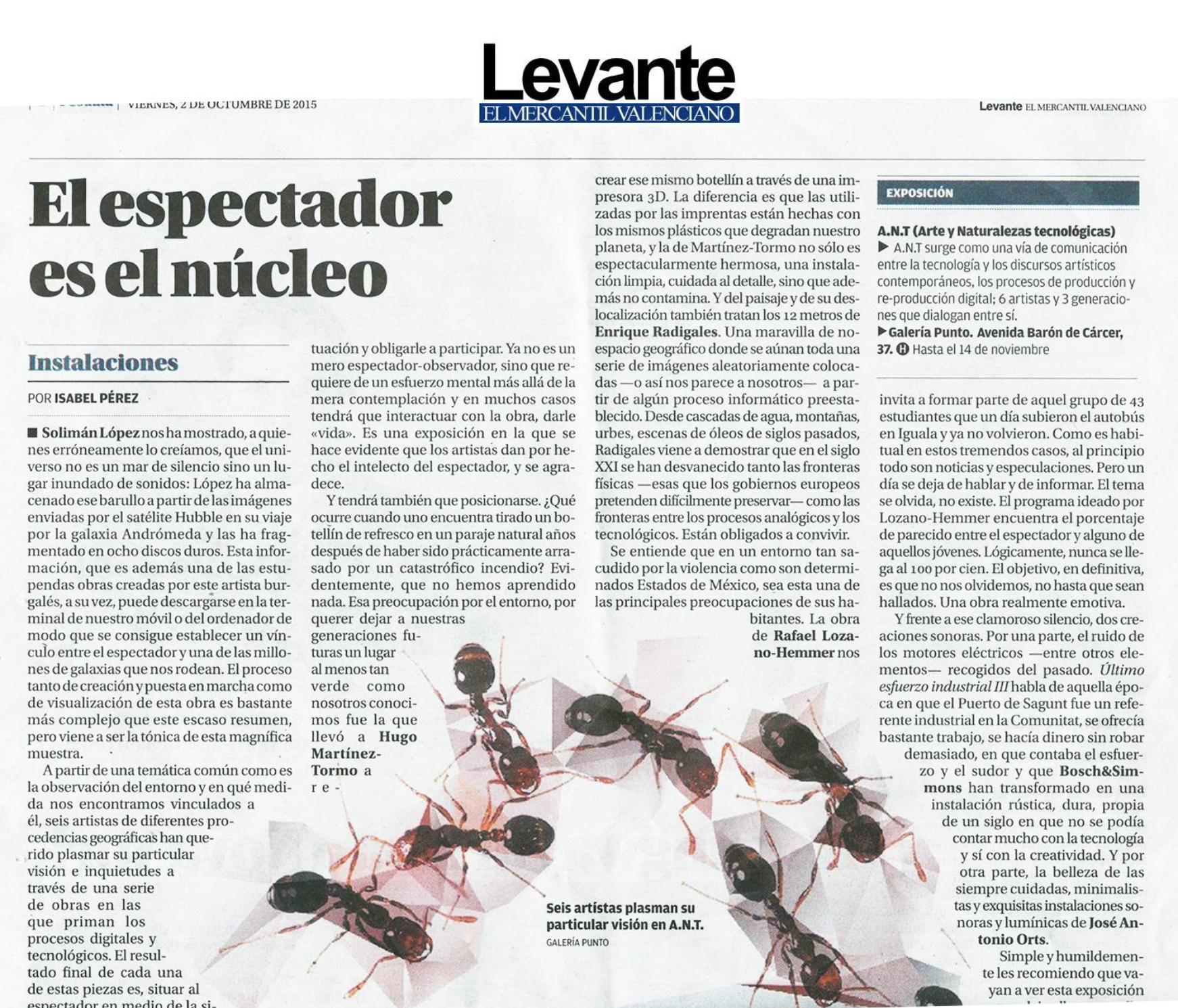 EL LEVANTE | noticia