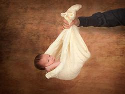 portrait newborn