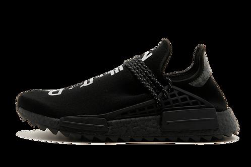 Adidas x Pharrell Williams NMD Human Race TRAIL NERD Black