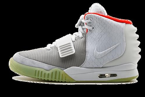 Nike Air Yeezy 2 NRG WOLF GREY/PURE PLATINUM 508214 010