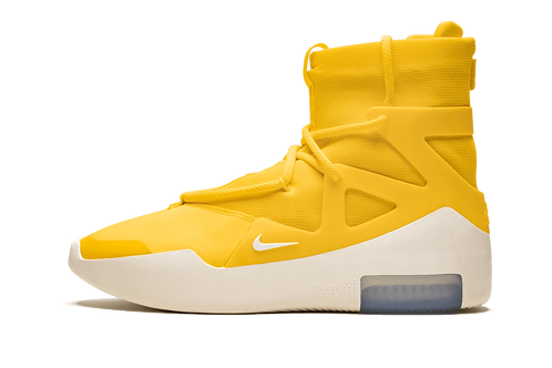 Nike Air Fear of God 1 Amarillo