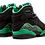 Thumbnail: Air Jordan 8 Retro Sugar Ray BLACK/STEALTH-CLOVER
