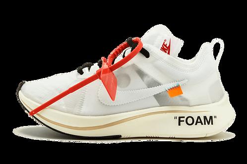 Nike x Off White Zoom Fly WHITE