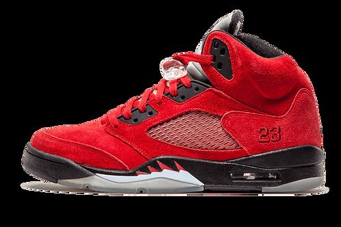 Air Jordan 5 Retro DMP Raging Bull RED/BLACK/REFLECTIVE
