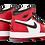 Thumbnail: AIr Jordan 1 Retro High OG GS Chicago WHITE/VARSITY RED-BLACK