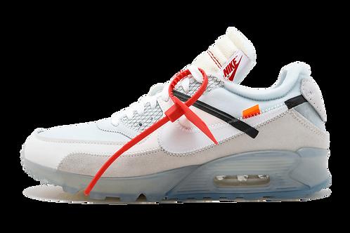 Nike x Off White Air Max 90 WHITE