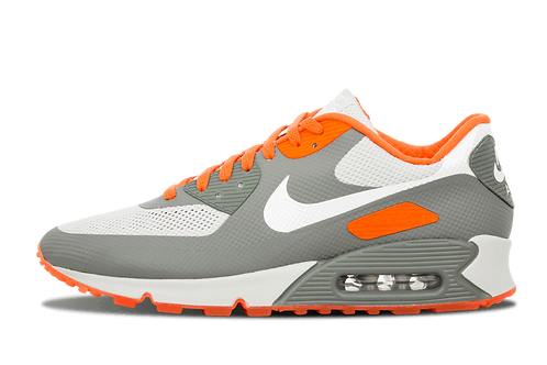 Nike Air Max 90 Hyperfuse ID Staple GREY/ORANGE