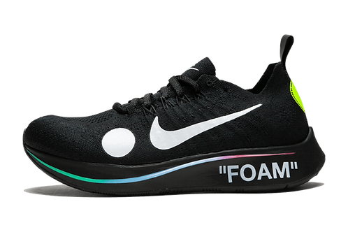 Nike x Off-White Zoom Fly Mercurial Flyknit Black