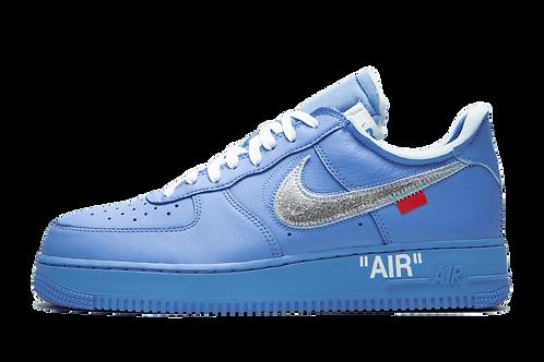 Virgil Abloh x MCA Chicago x Nike Air Force 107