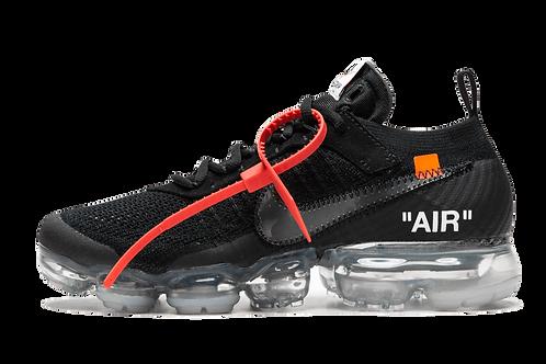 Nike x Off White Air Vapormax FK BLACK/CLEAR