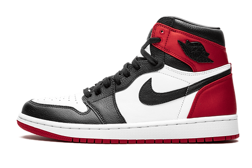 Nike WMNS Air Jordan 1 High OG Satin Black Toe